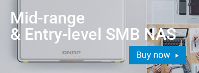 Mid-range & Entry-level SMB NAS